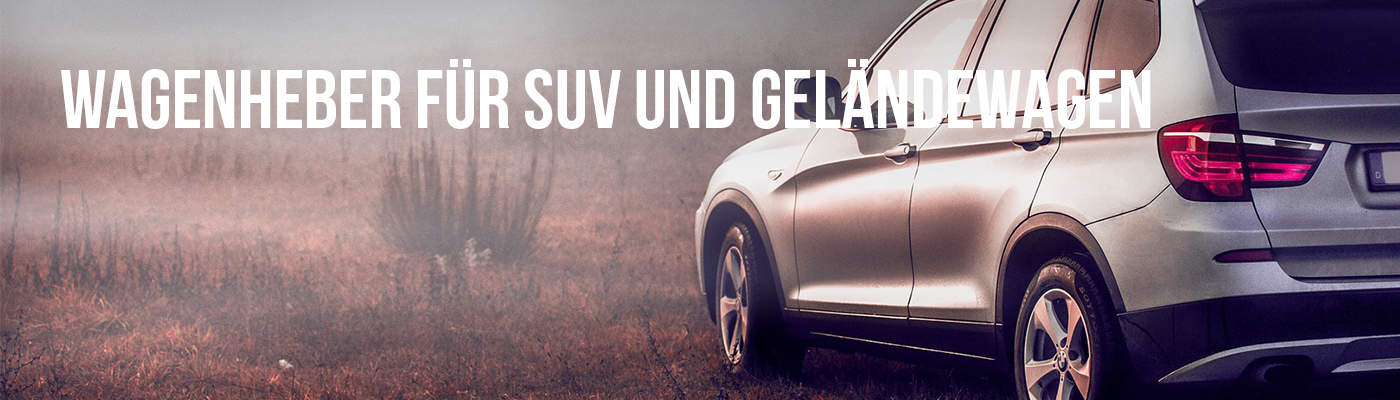 Bild Wagenheber für SUV und Geländewagen