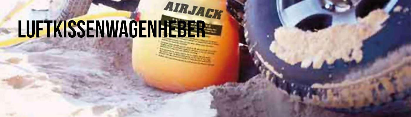 Bild Luftkissen Wagenheber