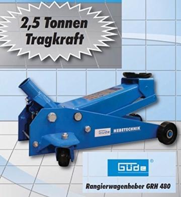 Güde Rangierwagenheber Grh480 - 2
