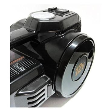 Reifenwechsel so einfach! 2 in 1 Elektrischer Wagenheber mit Hubkraft bis 1,5 Tonnen inklusive Druckluft Reifenfüller / Luft Kompressor -